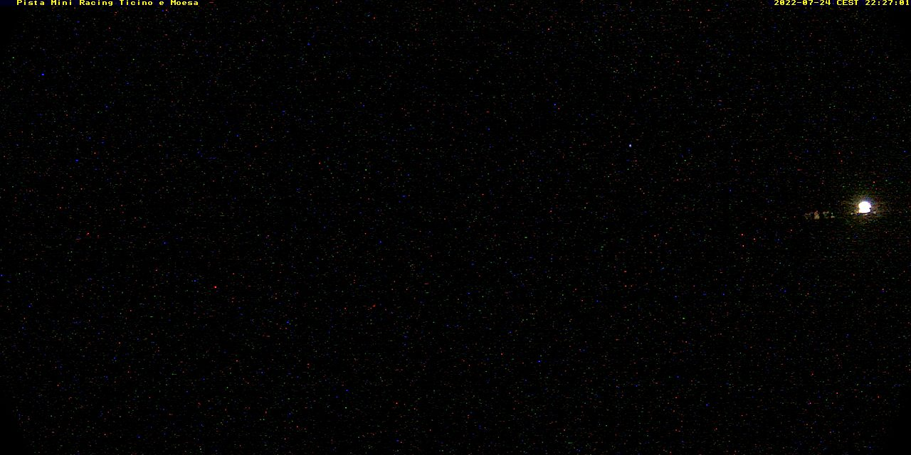 Webcam  Mini Racing Ticino e Moesa